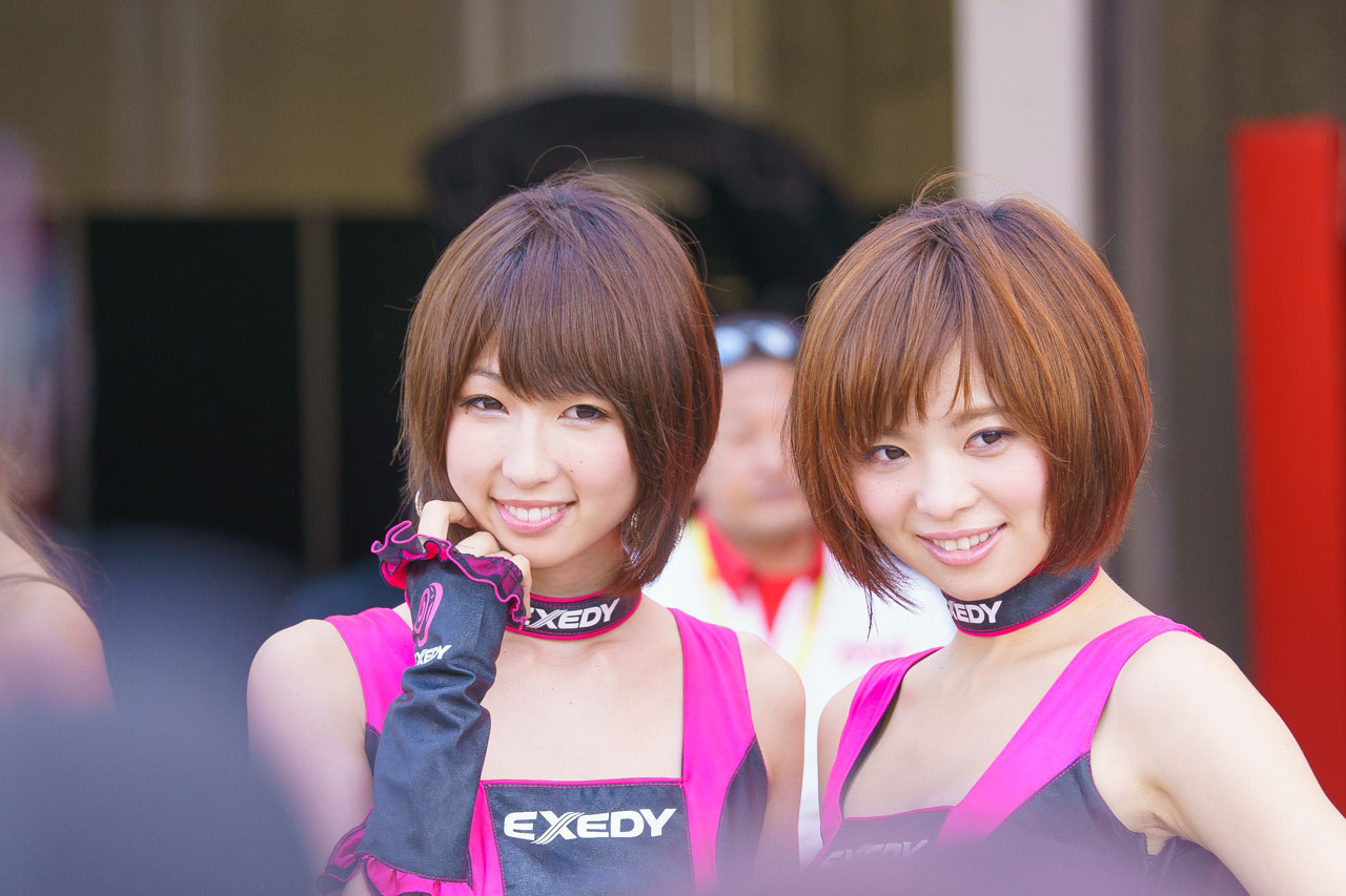 清瀬まち by EXEDY at SUPER GT 2014 SUZUKA 1000km